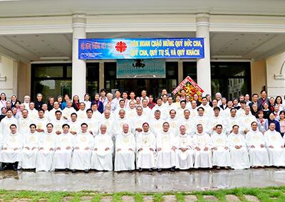 Thánh lễ khai mạc Hội nghị thường niên 2018 - Caritas Việt Nam